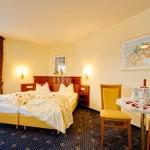 Hotel Hallnberg Doppelzimmer