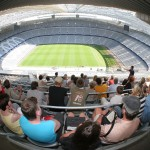 Allianz Arena - Stadiontour