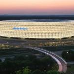 Allianz Arena - Aussenansicht