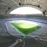 Allianz Arena - Innenansicht