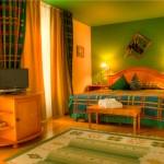 Hotel Henry Erding - Zimmer Edinburgh