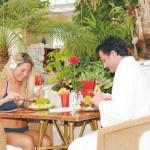 Vital Oase - Therme Erding - Restaurant Culinarium