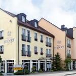Hotel Henry Erding - Aussenansicht